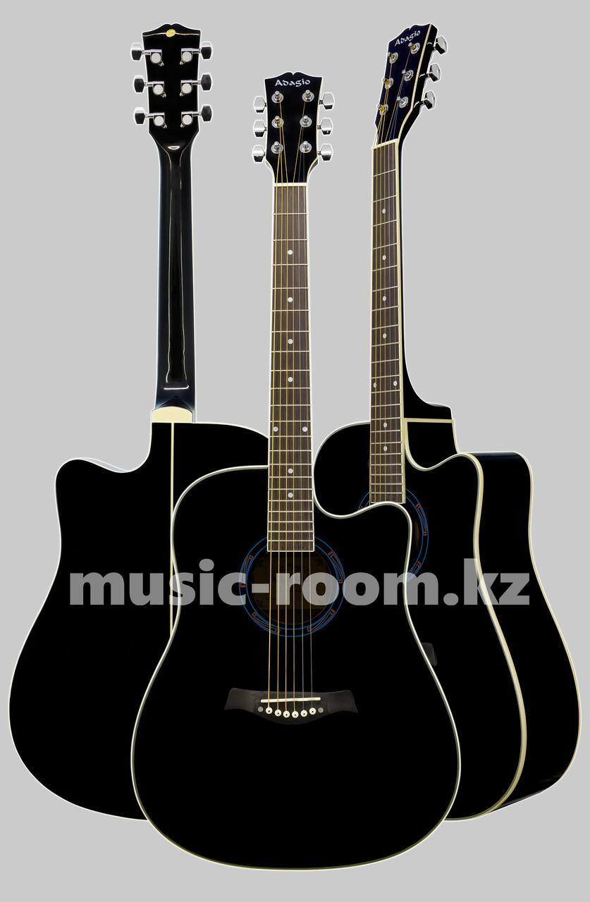 Акустическая гитара Adagio MDF-4182CBK