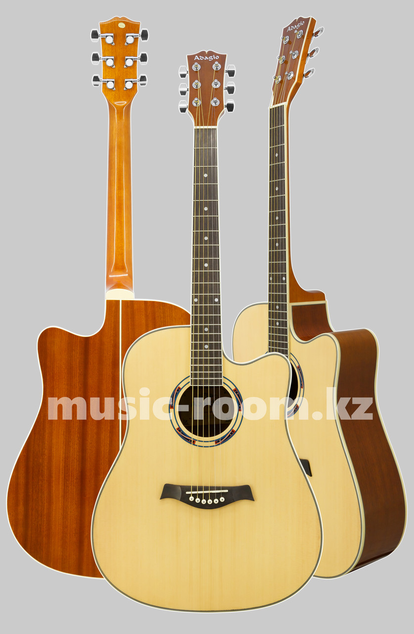 Акустическая гитара Adagio MDF-4182 CN