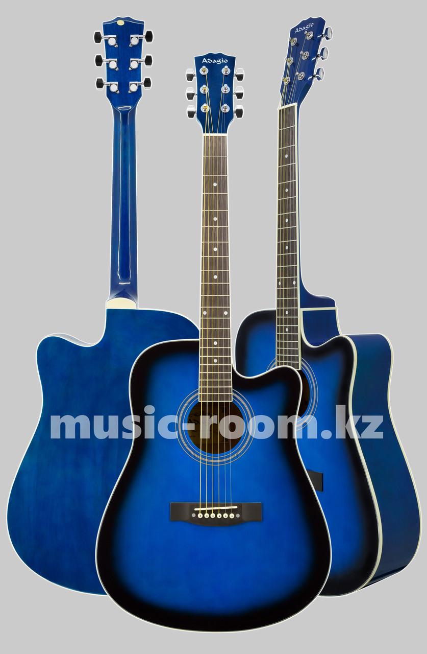 Акустическая гитара Adagio MDF4178 CBLS