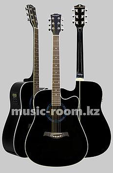 Электроакустическая гитара  Adagio MDF-4182 CEBK