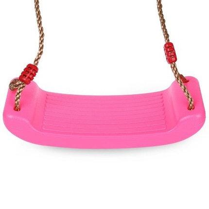 Качели подвесные Just Fun (Розовый), фото 2