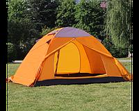 Палатка 3-х местная Hanlu HL-5525-3, 2*2*1.3м., PRC