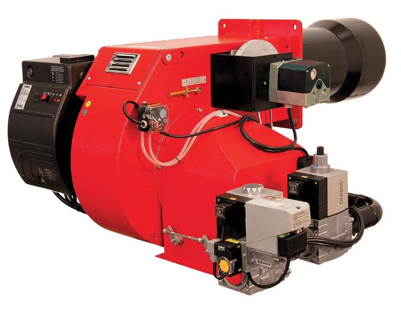 Газовая горелка Ecoflam BLU 8000.1 PR (2000-8500 кВт)