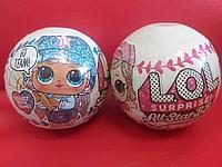 LOL Surprise All Star B.B.s - блестящие куклы-лол-бейсболистки