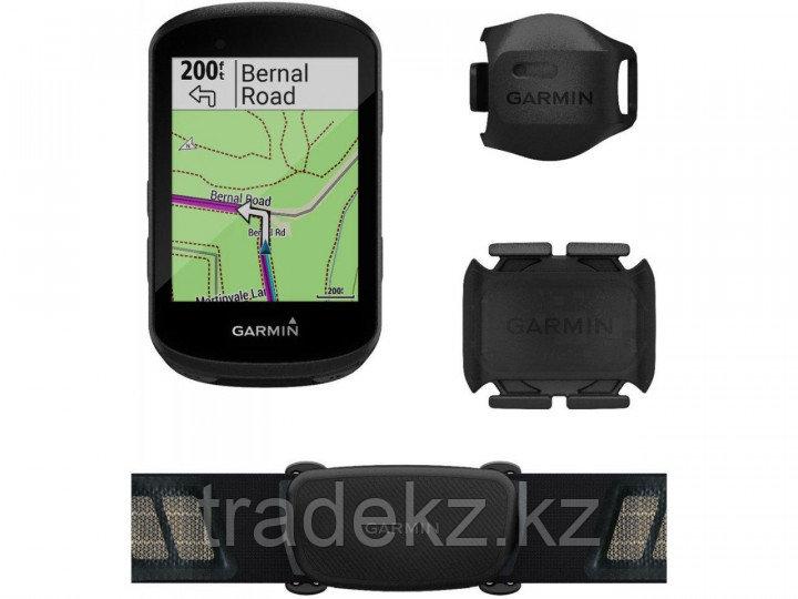 Велокомпьютер с GPS Garmin Edge 530 Bundle (010-02060-11)