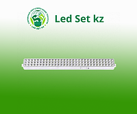 СВЕТИЛЬНИК СД АВ СБА 1094-90DC 90LED  2.0AH LITHIUM BATTERY DC IN HOME
