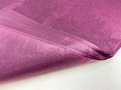 Тишью для оформления подарков. Цвет - Пурпурный.
