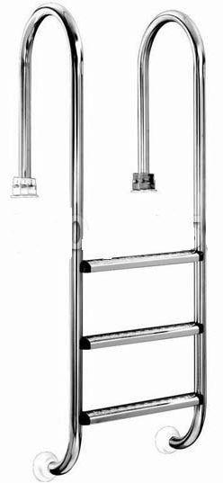 Лестница набортная узкий борт CHU-05-3/42 (3 ступени)