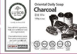 Мыло- Charcoal Stain Remover Soap 100г
