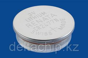 Bat CR2477N .батарейка 3B BC1 дисковая литий элемент питания