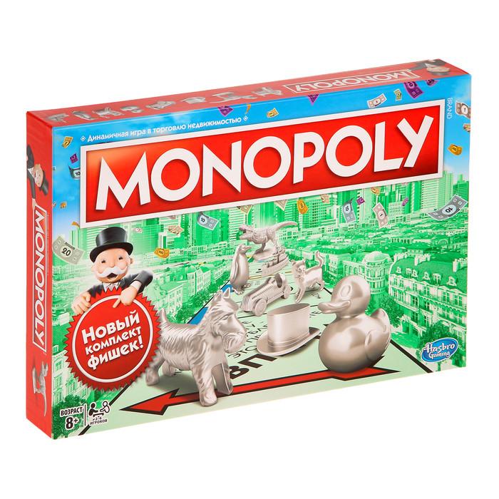 """Настольная игра """"Монополия"""", классическая"""