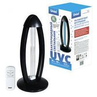 Светильник с озоновой ультрафиолетовой бактерицидной лампой T02B-36W/UVCO/RC BLACK