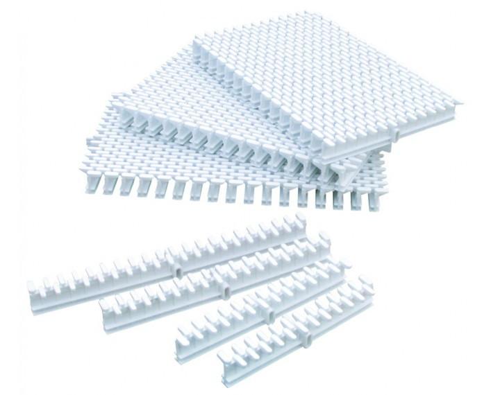 Переливная решетка (250х30) мм