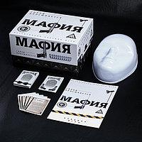 Детективная игра «Мафия. Город просыпается» с масками, фото 6