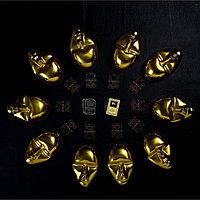 Детективная игра «Мафия Luxury» с масками, фото 2