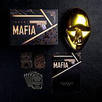 Детективная игра «Мафия Luxury» с масками, фото 6