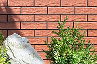 Угловая термопанель под кирпич Fasade-EXPERT, с утеплителем 30мм, фото 1
