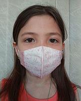Детская маска-респиратор медицинская Dolce-Farm