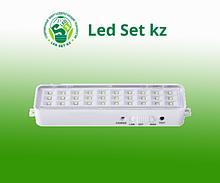 Светодиодный светильник АВ СБА 1096-30DC 30LED 600MAH LITHIUM BATTERY DC IN HOME