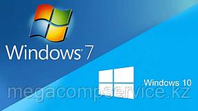 Установка ОС  Windows 7, 8, 10