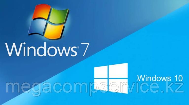Установка ОС  Windows 7, 8, 10, фото 2