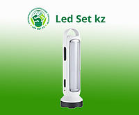 СВЕТИЛЬНИК СД АВ СБА 7031DC 18LED 1.5AH LITHIUM BATTERY DC IN HOME