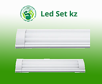 Светильник под светодиодную лампу SPO-405 2Х18ВТ 230В LED-Т8 G13 IP40 1200 ММ