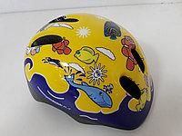 Детский велосипедный шлем Бренд Ventura. Немецкое качество. Размер 52-57 S. Kaspi RED. Рассрочка.