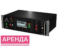 Аренда - Behringer X32 Rack