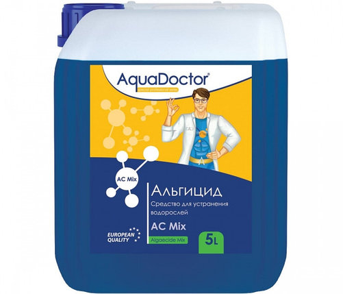 AquaDoctor AC MIX альгицид 5 л., фото 2
