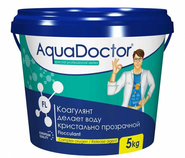 AquaDoctor FL коагулянт 5 кг (Турция)
