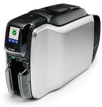 Карточный принтер Zebra ZC300 двухсторонний принтер