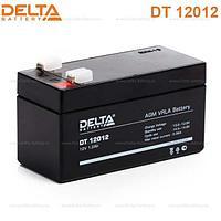 Delta DT12012  DELTA Battery AGM аккумулятор.