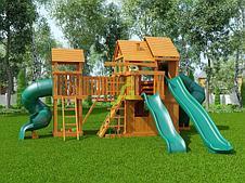 Деревянные детские площадки Россия