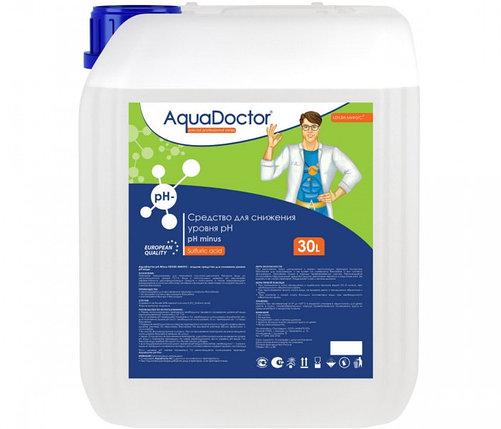 AquaDoctor pH Minus жидкий 20 л. (серная 35%), фото 2