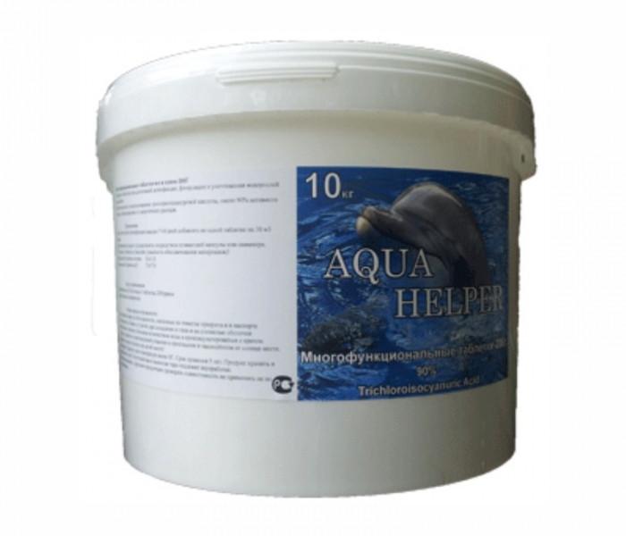 Многофункциональные таблетки Aqua Helper 10кг