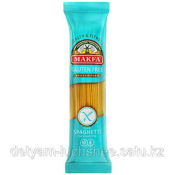 Макароны «Макфа» без глютена Spaghetti 300 грамм