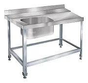 Столы для грязной и чистой посуды