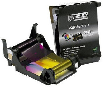 Красящая лента Load-N-Go 1/2 YMCKO для ZXP1, 400 отпечатков