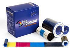 Красящая лента YMCKO для P3XXi/4XXi/520i, 200 отпечатков