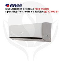 Мультисплит-система Free-match Gree-09: U-Crown Серебро (внутренний блок)