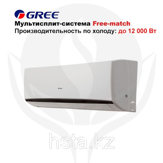 Настенный кондиционер Gree GMV-N50G/A3A-K (Черный)