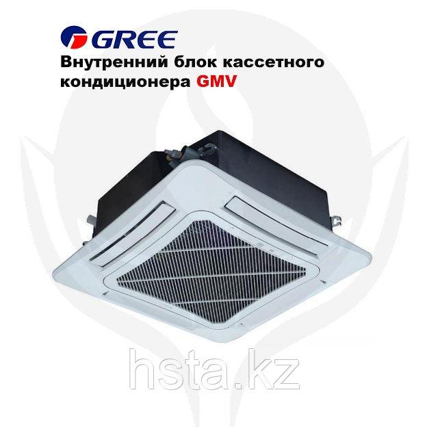 Кассетный кондиционер Gree GMV-ND22TD/A-T однопоточный (внутренний блок)