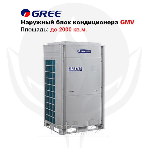 Наружный блок кондиционера Gree GMV-335WM/B-X (модульный)