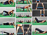 Набор резинок для фитнеса.  В наборе 3 шт. 3 уровней нагрузки., фото 2