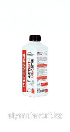 ANTISEPT -  антисептик (санитайзер) для обработки рук и поверхностей. 1 литр. РК, фото 2