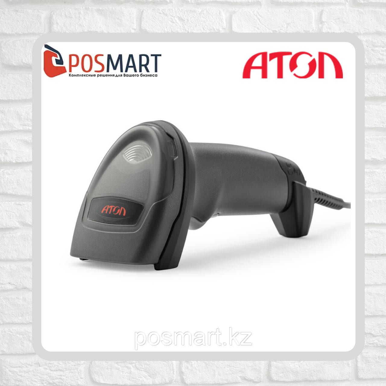 Сканер штрих-кода АТОЛ SB 2108 2D (USB, Black)