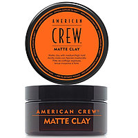 American CREW Matte Clay (глина для укладки)