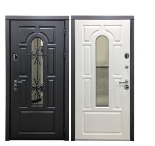Металлические двери Bari крашеная 860-960
