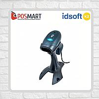 Сканер штрих кода IDSOFT  ID 2706 с подставкой, фото 1